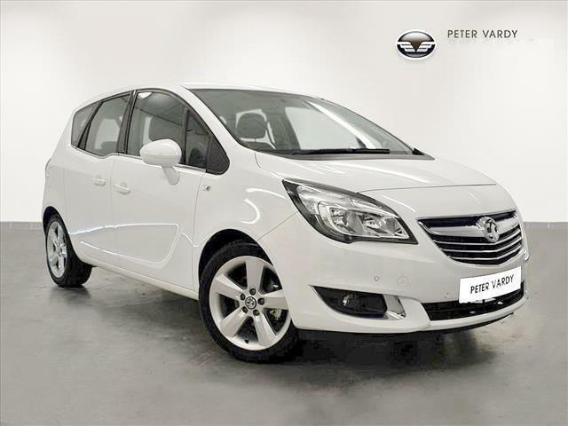2014 Vauxhall Meriva Estate In Motherwell North Lanarkshire Gumtree
