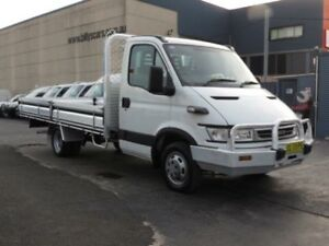 2006 Iveco Daily 50C17 LWB White Cab Chassis 3.0l 4x2 Condell Park Bankstown Area Preview
