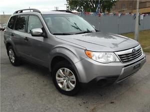Subaru Forester 2009 AWD ,,EXCELLENT CONDITION,,