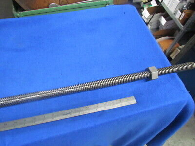 New 1 Acme Threaded Rod Nut   J-600