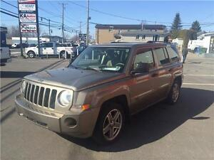 2008 Jeep Patriot SPORT/NORTH 4X4 2.4L 4 CYL 3650$ 514-692-0093