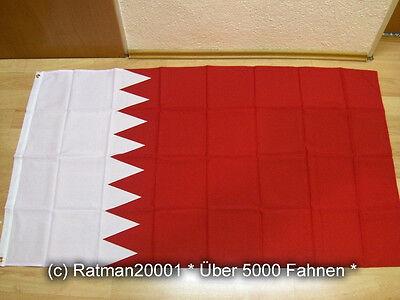 Fahnen Flagge Bahrain Nationalflagge 1932 bis 2002 - 90 x 150 cm