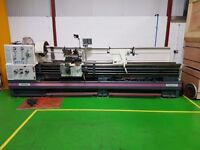 OPTIMUM MODEL D660 X 3000 DPA GAP BED CENTRE LATHE DRO YEAR 2012