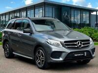 2018 Mercedes-Benz GLE Gle 350D 4Matic Amg Night Edition 5Dr 9G-Tronic Auto Esta