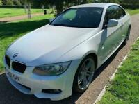 2011 BMW 3 Series 2.0 318i M Sport 2dr Coupe Petrol Manual