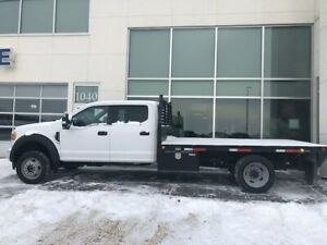 2017 Ford F-550 CHASSIS CAB -