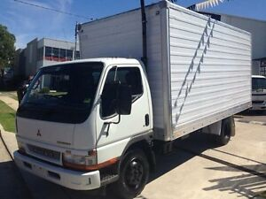 2005 Mitsubishi Canter FE FE659 4.0 LWB White Truck 3.9l 4x2 St Marys Penrith Area Preview