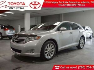 2011 Toyota Venza Limited, 4dr All-wheel Drive, Leather, Dual Su