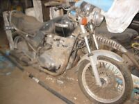 Looking for GN250 / GZ250 / TU250 - need one for donor bike or after parts if you have them- project