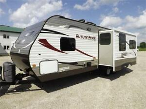 2015 Starcraft Autumn Ridge 265RLS - 1 Slideout - Great Layout!
