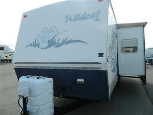 2003 WILDCAT 26RBSS NOW ONLY $10,500.00!!!