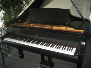 STEINWAY O GRAND PIANO! RESTORED! AS NEW! SUPERB! REDUCED..!