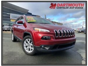 2017 Jeep Cherokee FWD   Fully Loaded