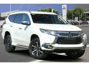 2017 Mitsubishi Pajero Sport QE MY17 Exceed 8 Speed Sports Automatic Wagon Adelaide CBD Adelaide City Preview