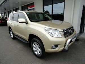 2012 Toyota Landcruiser Prado GRJ150R GXL Beige 5 Speed Sports Automatic Wagon West Ballina Ballina Area Preview