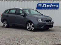 Seat Ibiza 1.4 Toca 5Dr Estate (grey) 2014