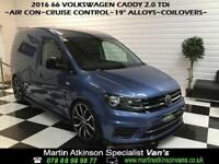 2016 66 Volkswagen Caddy 2.0TDI Trendline 102ps Panel Van