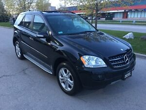 2008 MERCEDES BENZ ML320 CDI*NAVI*SUN ROOF*BLUTOOTH*ONLY 140KM
