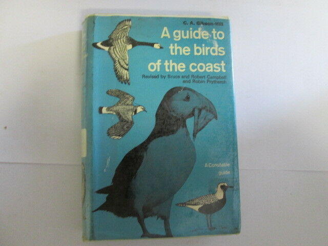 Good - A Guide to the Birds of the Coast - Robin Prytherch, Robert Campbell, Bru