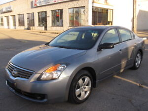 6 SPEED MANUAL ! ONE OWNER !!! 2007 NISSAN ALTIMA