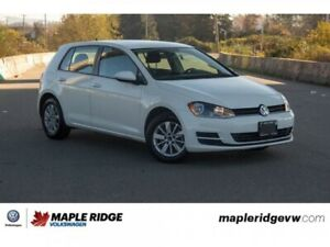 2015 Volkswagen Golf Comfortline BC CAR, LOW KM, AWESOME CONDITI