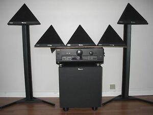 Technics Surround Sound, 6 speaker Messina audio $450