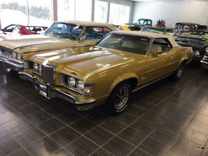 Mercury Cougar XR 7 1973