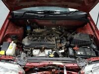 Nissan Almera 1.5 16V Engine Breaking For Parts(2002)