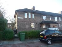 3 bedroom 1 reception house with private garden in Bellingham Part benefit welcome.