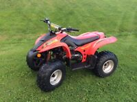 2004 Can Am DS 90 cc kids ATV