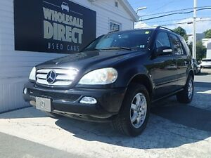 2003 Mercedes-Benz ML SUV ML 350 3.7 L