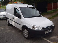 09 09 Vauxhall Combo 1.3CDTi 16v ONE OWNER FULL HISTORY PRINTOUT