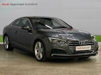 2019 Audi A5 35 Tfsi S Line 2Dr S Tronic Auto Coupe Petrol Automatic