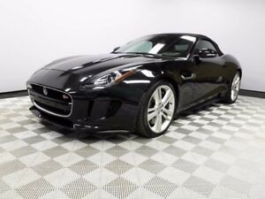 2014 Jaguar F-TYPE V8 S - CPO 6yr/160000kms manufacturer warrant