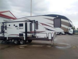 2015 Cougar 280RLS...Well Kept and the Perfect Size!