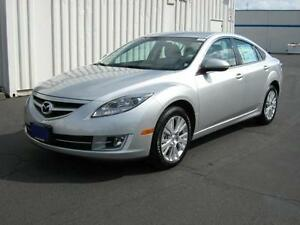2010 Mazda Mazda6 GT/ LEATHER/ SUNROOF/ ALL ORIGINAL