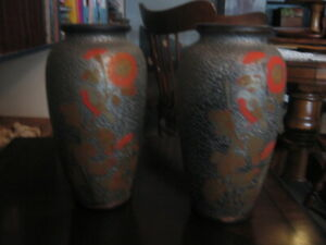 ORNATE VASES