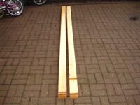 """4"""" X 1"""" PSE SOFTWOOD TIMBER 10 LENGTHS @ 3.3mts"""