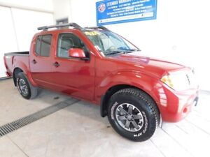 2019 Nissan Frontier PRO-4X LEATHER NAVI SUNROOF