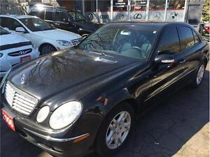 2006 Mercedes E-350 4 MATIC-EASY FINANCE LOW PAYMENTS-CERTIFIED