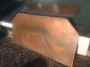 Copper Sheet Metal for Decorations or Flooring