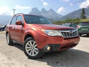 2011 Subaru Forester X Limited | LEATHER | NAV | SUNROOF