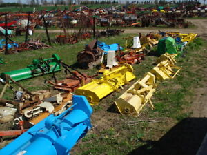Great Selection of Used Flail Mowers