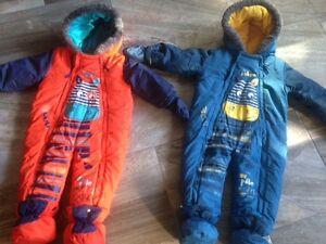Ensembles d'hivers et bottes à vendre