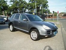 2004 Porsche Cayenne S Grey 6 Speed Tiptronic Wagon Villawood Bankstown Area Preview