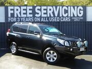 2012 Toyota Landcruiser Prado KDJ150R GXL Grey 5 Speed Sports Automatic Wagon Reynella Morphett Vale Area Preview