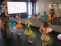 Ballet and Ballerina Parties from Party Pals