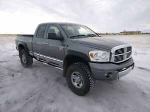 2007 Dodge Ram 2500 4x4 5.9 Turbo Diesel , NEW TRANS