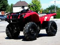 2002 Yamaha Grizzly 660 * SPÉCIAL CHASSEUR! *