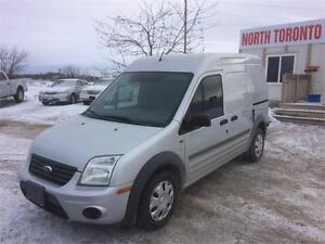2012 FORD TRANSIT CONNECT XLT - LOW KM - POWER OPTIONS - 4 CYL